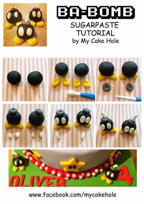 tutorial beatbox super mario ba bomb mario tutorial by mycakehole super mario cakes