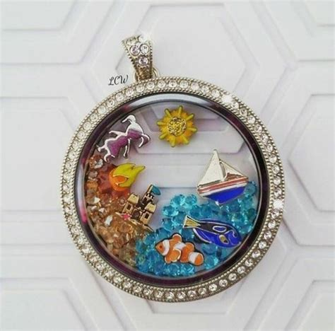 Origami Owl Wish Locket - 1000 ideas about floating charms on floating