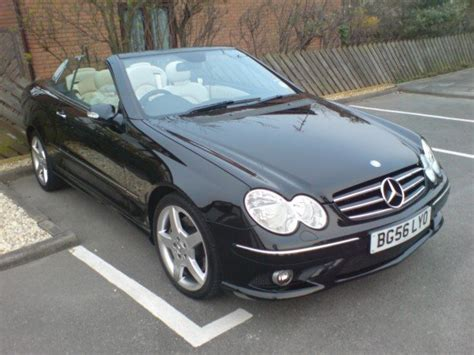 mercedes for sale mercedes clk 200k amg spec cabriolet for sale mbworld