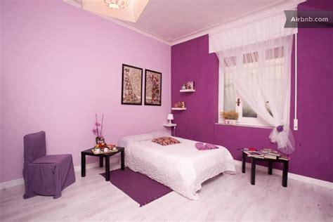 chambre violette homeandgarden