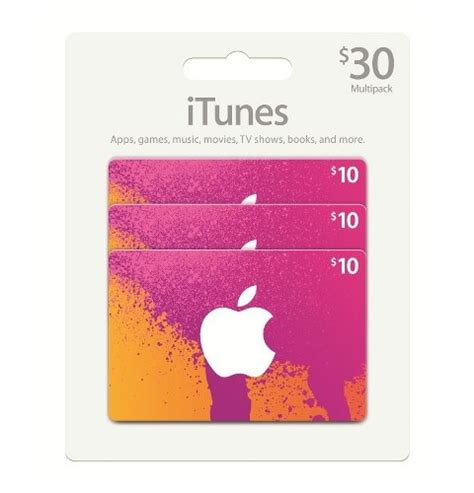 10 Dollar Apple Gift Card - new apple 10 itunes gift card 3 pack ebay