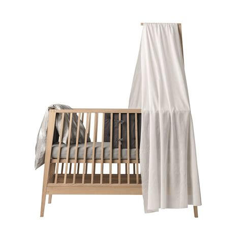 Cot Bed Canopy Leander Linea Cot Canopy Babyroad