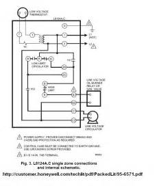 honeywell triple aquastat wiring diagram get free image