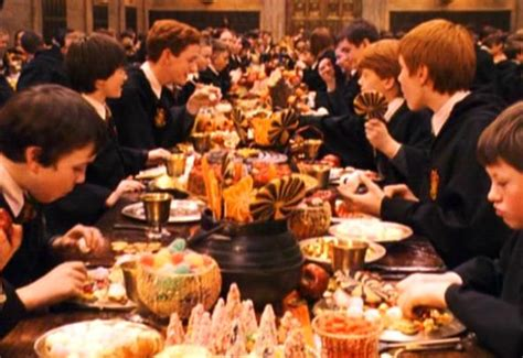 Eats Chow Like Harry Potter by Harry Potter And The Treacle Tart Part I Why D You Eat