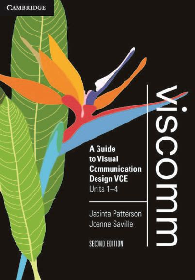 vcaa study design visual communication buy book viscomm a guide to visual communication design
