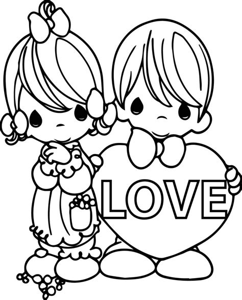 coloring pages precious moments printable valentine coloring pages precious moments coloring pages