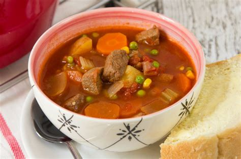 vegetables beef soup fashioned vegetable beef soup recipe food
