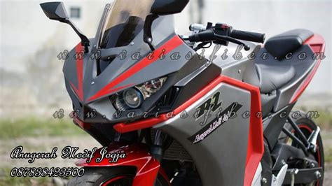 berapa harga modif motor vixion 107 harga modifikasi vixion fairing modifikasi