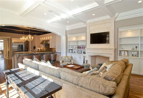 family room photos of luxury home family rooms and living rooms by