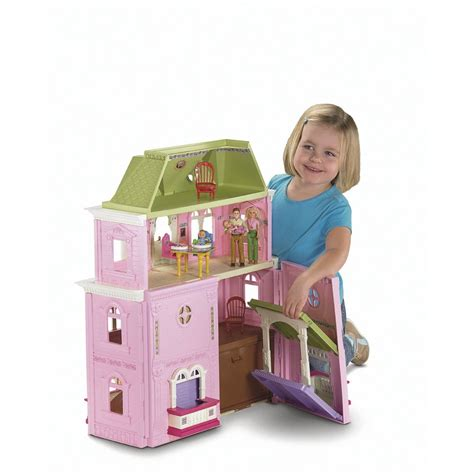 loving family doll houses loving family grand dollhouse by fisher price on
