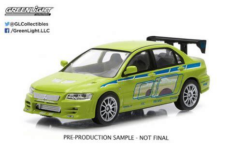 2002 Mitsubishi Lancer Evolution 7 Biru Skala 64 Jdm Tuner mitsubishi lancer evolution vii 2002 quot 2 fast 2 furious quot 2003 die cast gotowy model