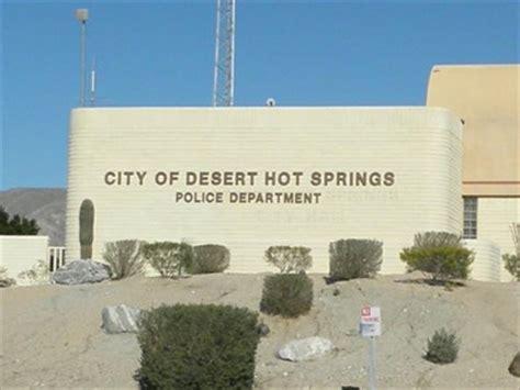 Desert Springs Post Office by City Of Desert Springs Department Ca
