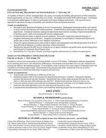 resume cover letter vice president follow up letter after
