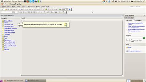 visio for ubuntu griffo consultoria e treinamentos instalando o project