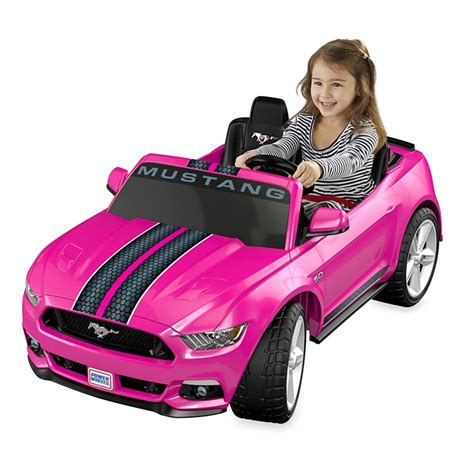 power wheels for power wheels mustangs get traction