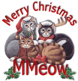 christmas animals animated images gifs pictures