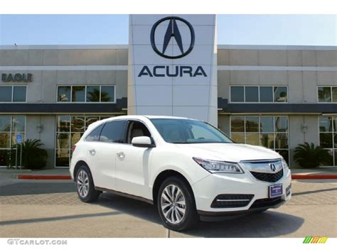 2015 white pearl acura mdx technology 104038795 photo 26 gtcarlot car color