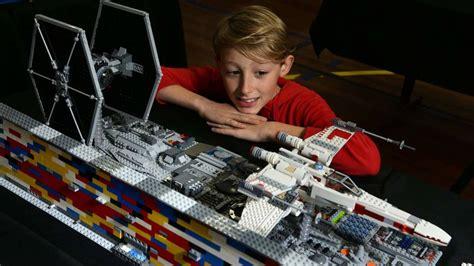 Us Wing Set A B Dan B Early Jets brickfest set to inspire lego fans newcastle herald