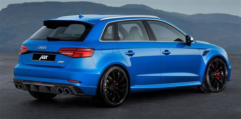 Audi Rs3 Abt by Official Abt Audi Rs3 With 460hp Gtspirit