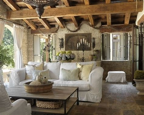 farmhouse living room decorating with white sofa and farmhouse living room decorating ideas for your home