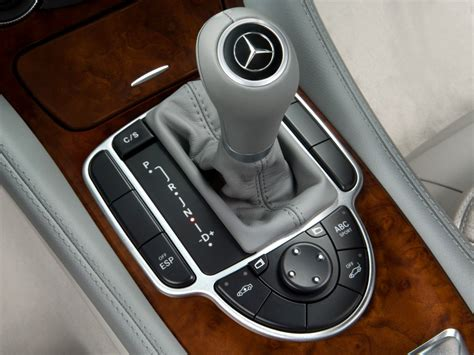 2008 mercedes sl class 2 door roadster 5 5l v8 gear shift