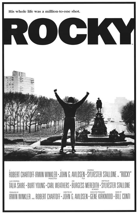 poster acoustic panel rocky