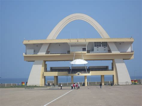 Search Accra Independence Arch Accra
