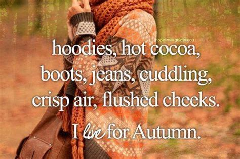 Autumn Meme - autumn quotes tumblr fall pinterest hoodies i am