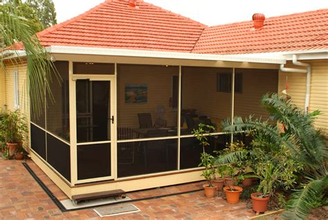 Patio Enclosures Brisbane sunroom homeshield brisbane