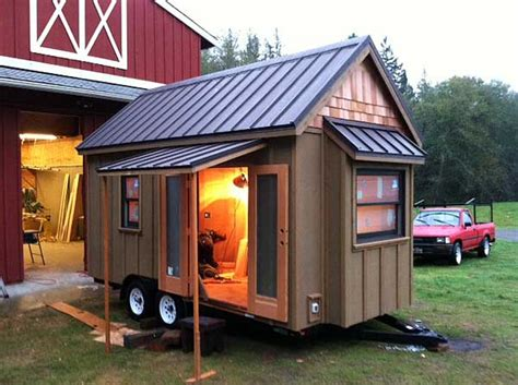Tiny House On Wheels by Lloyd S Tiny Home On Wheels