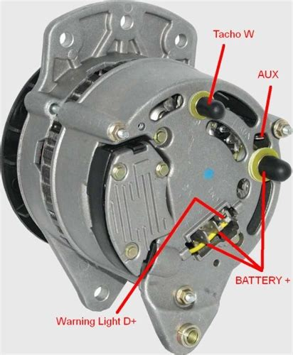 lucas acr alternator wiring diagram lucas free engine