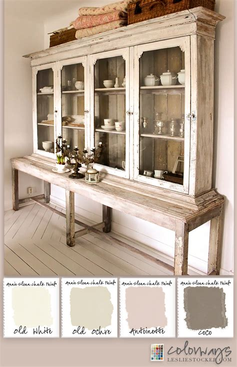 Country Sideboard   Colorways with Leslie Stocker