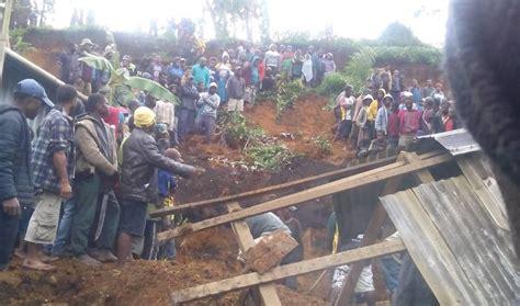 Papua New Guinea Fastis 2018 Consequences Of M7 5 Earthquake In Papua New Guinea 31