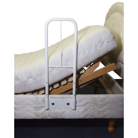 bed lever side grab rail living made easy