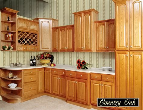 Oak Kitchen Cabinets National Kitchen Cabinets