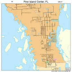 pine island center florida map 1256850