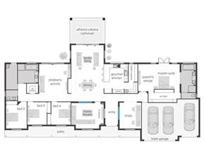 Home Design Plans Bronte Floorplans Mcdonald Jones Homes