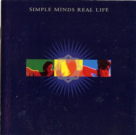 Cd Simple Minds Real simple minds real at discogs