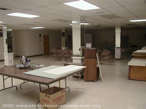 basement shelter civil defense museum national fallout shelter program
