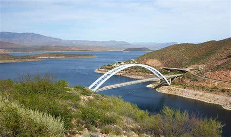 lake roosevelt cing theodore roosevelt lake arizona