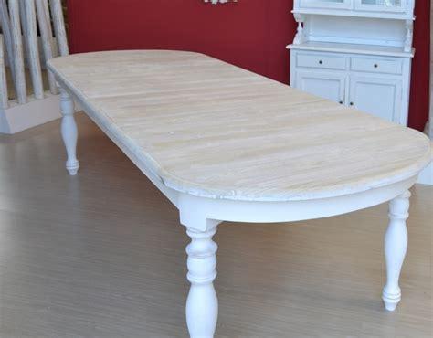 tavoli ovali bianchi tavolo ovale bianco shabby chic allungabile mobili etnici