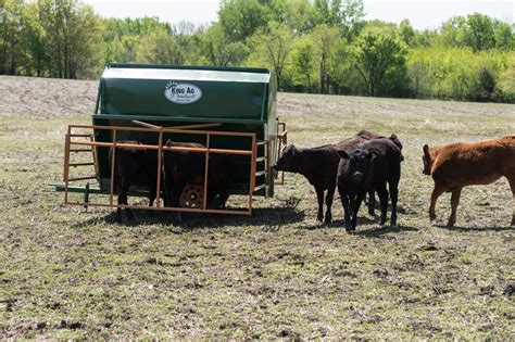 Feed King Feeders king ag products home of the cattle feeders