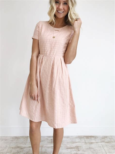 8 Pretty Blush Coloured Clothes by Sammi Dress In Blush Roolee Roolee Picks