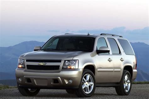 how do cars engines work 2009 chevrolet tahoe parental controls 2007 2013 chevrolet tahoe used car review autotrader