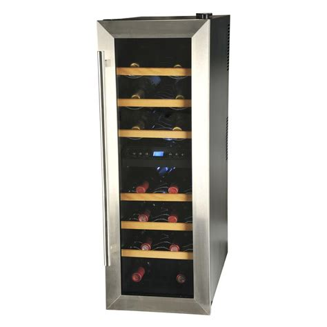 newair 12 bottle thermoelectric wine cooler aw 121e the
