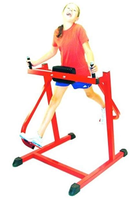 swing exercise machine cardio kids fitness equipment helps kids build healthy hearts