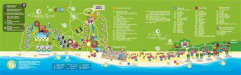 dorado resort map the destination fly away with us