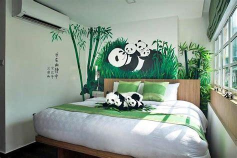 panda room decor