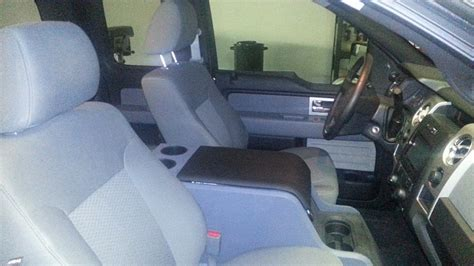 Cushy Speaker Console by Custom Subwoofer Center Console Ford F150 Forum