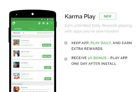 appkarma rewards gift cards android apps on google play - Google App Gift Card